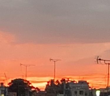 autumn sky   美しすぎて_a0165160_20035821.jpg