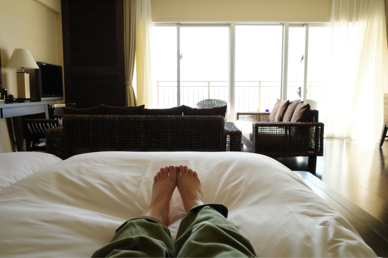 2019年末沖縄【カフーリゾートフチャク コンド・ホテル】_b0208577_11345469.jpg