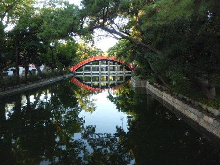 住吉大社に行ってきました。_e0096277_08465134.jpg