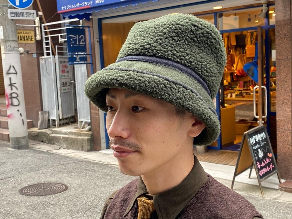 マグネッツ神戸店 10/24(土)Superior入荷! #3 HeadWear!!!_c0078587_15290660.jpg