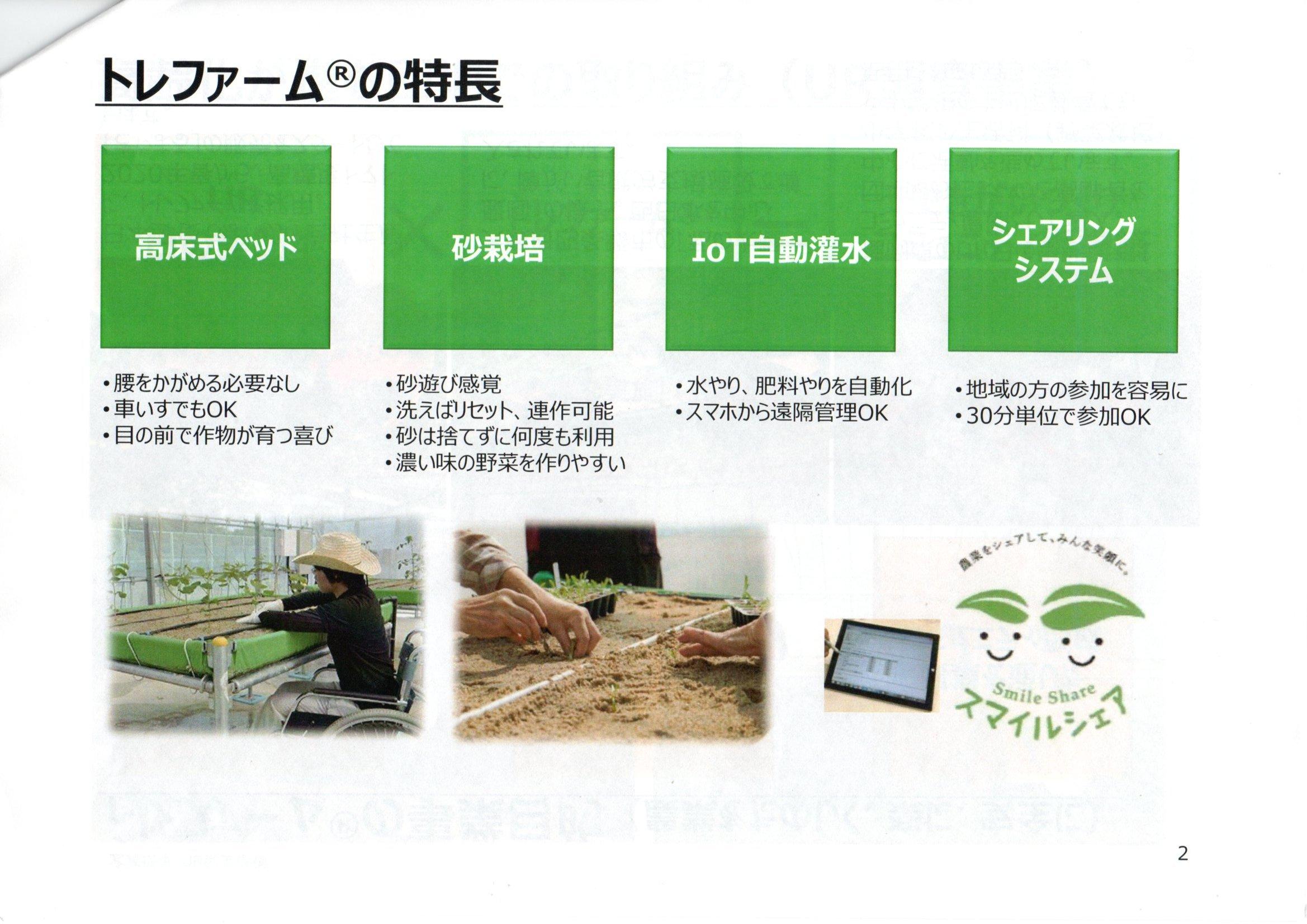 高床式砂栽培農場を産業委員会で視察!_d0050503_05472829.jpg