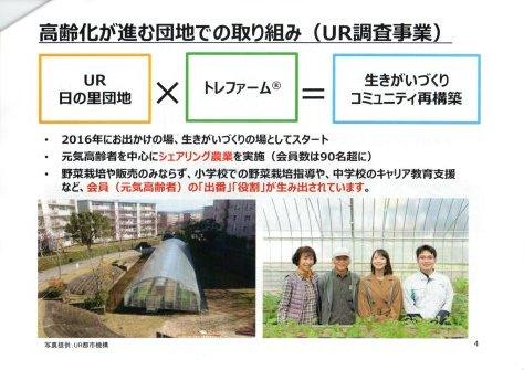 高床式砂栽培農場を産業委員会で視察!_d0050503_05474981.jpg