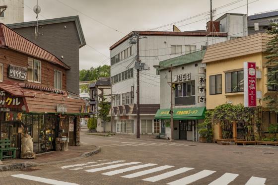 北海道釧路市「阿寒湖商店街」_a0096313_09214697.jpg