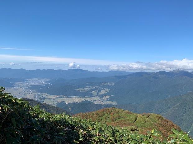 福井テレビさんと荒島岳へ_d0103314_23355416.jpg