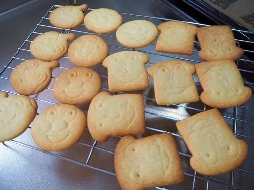 手作りクッキー型  これな~んだ!_f0129726_21054119.jpg