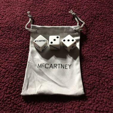 McCartney III promotional dice plus bag_f0057849_21322422.jpg