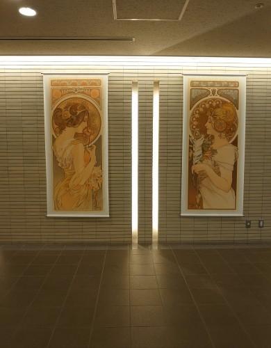 堺アルフォンス・ミュシャ館~♪_a0159974_07241303.jpg