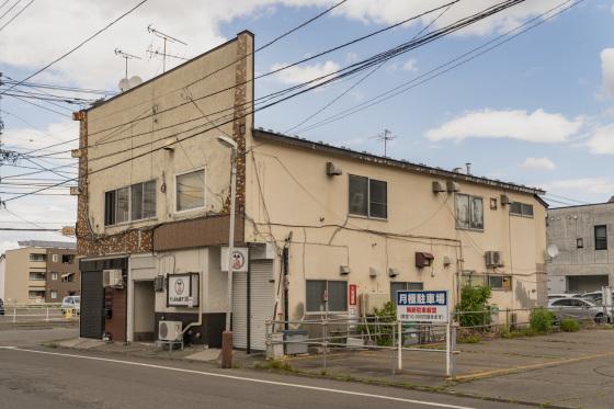 北海道「帯広市の町角」_a0096313_11275250.jpg