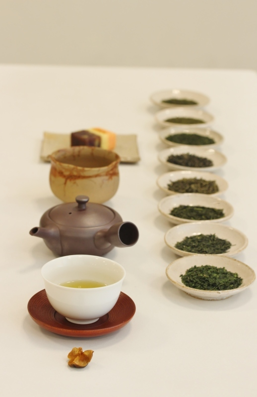 日本茶を楽しむ!_b0220318_11100638.jpg