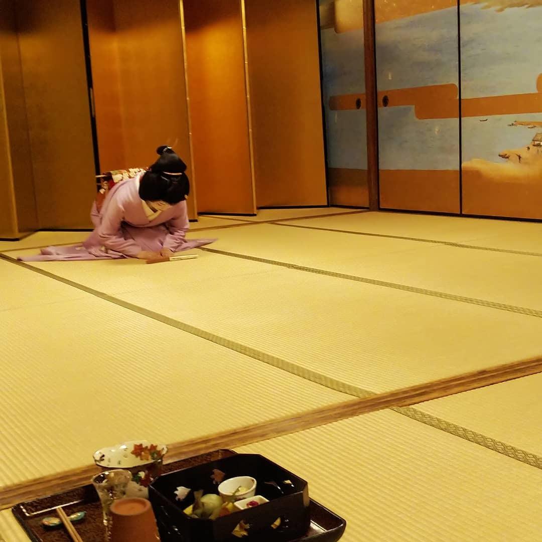 201024 京都・幾松でのアンティーク着物コーディネート着物買取_f0164842_19540302.jpg