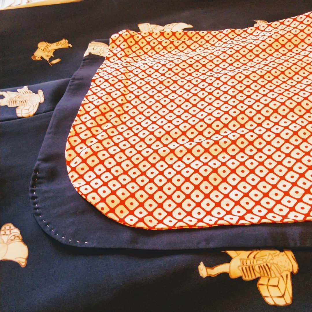 201024 京都・幾松でのアンティーク着物コーディネート着物買取_f0164842_19542454.jpg