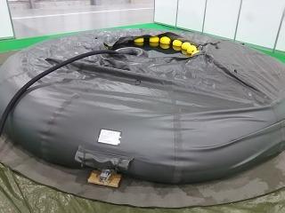 自衛隊「野外入浴セット」を拝見_c0323257_15572742.jpg