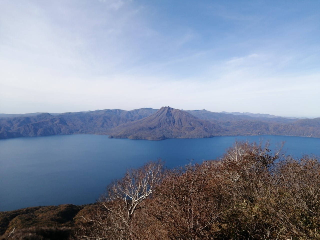 風不死岳へ紅葉登山_d0198793_09541301.jpg