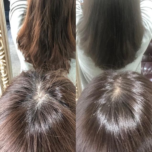 髪の毛も、若返り!_b0088100_23305922.jpeg