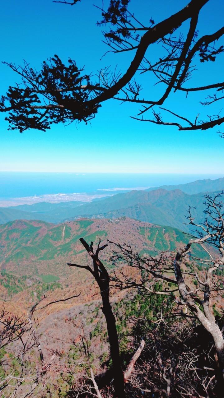 初めて石鎚山に登りました。_b0334704_23140611.jpg