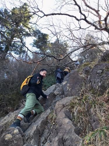 初めて石鎚山に登りました。_b0334704_23174545.jpg