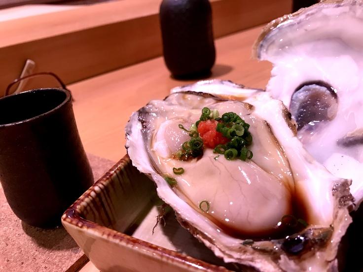 「魚男磨き」で オットと夕飯♪_c0212604_22441346.jpg