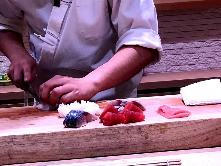 「魚男磨き」で オットと夕飯♪_c0212604_22484420.jpg