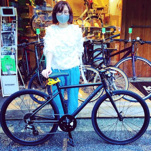 ☆tern ターン 特集☆「 CLUTCH クラッチ 」 クロスバイク 650c おしゃれ自転車 自転車女子 自転車ガール クラッチ ターン rojibikes クレスト AMP F1_b0212032_16461581.jpeg