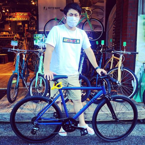 ☆tern ターン 特集☆「 CLUTCH クラッチ 」 クロスバイク 650c おしゃれ自転車 自転車女子 自転車ガール クラッチ ターン rojibikes クレスト AMP F1_b0212032_16484759.jpeg