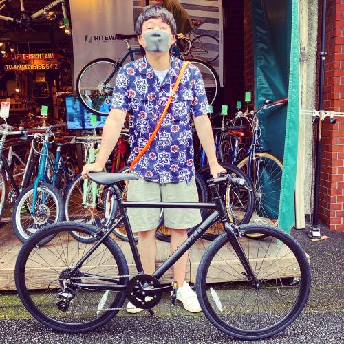 ☆tern ターン 特集☆「 CLUTCH クラッチ 」 クロスバイク 650c おしゃれ自転車 自転車女子 自転車ガール クラッチ ターン rojibikes クレスト AMP F1_b0212032_16490196.jpeg