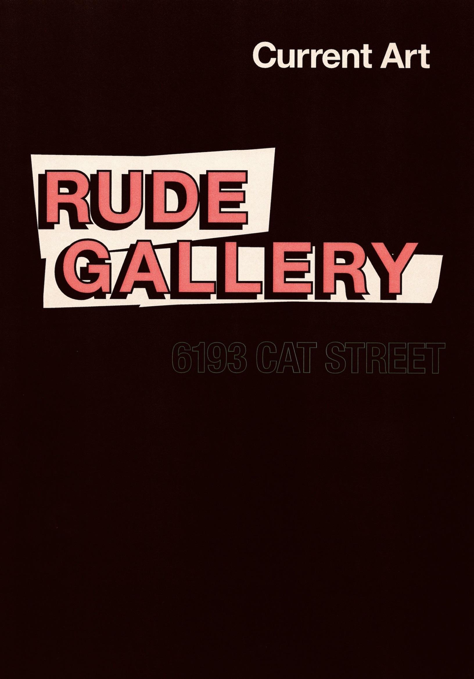 RUDE GALLERY 2021 SPRING & SUMMER EXHIBITION_c0105244_12440105.jpeg