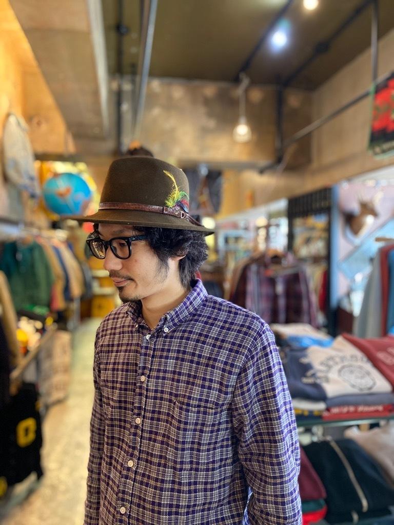 MAN/WOMAN IN THE USA HAT!!(マグネッツ大阪アメ村店)_c0078587_12504729.jpg