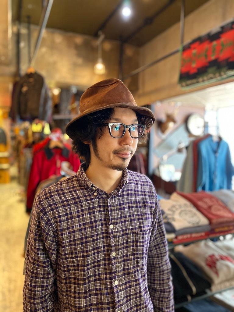 MAN/WOMAN IN THE USA HAT!!(マグネッツ大阪アメ村店)_c0078587_12504800.jpg