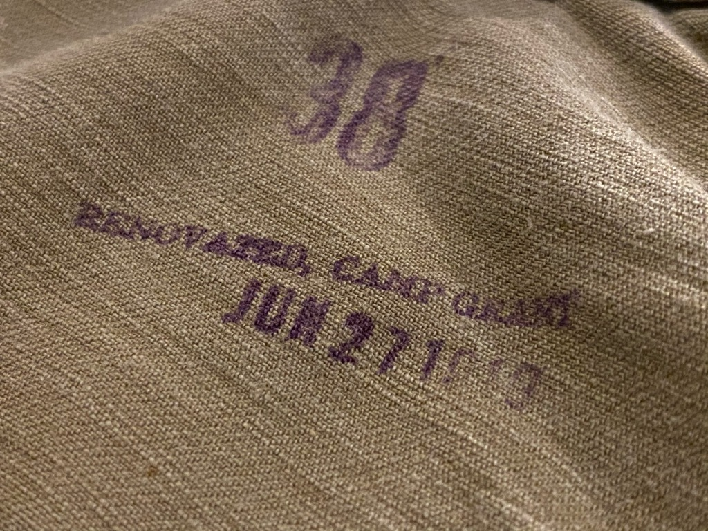 マグネッツ神戸店 10/28(水)Vintage入荷! #1 US.Army Item!!!_c0078587_19070372.jpg