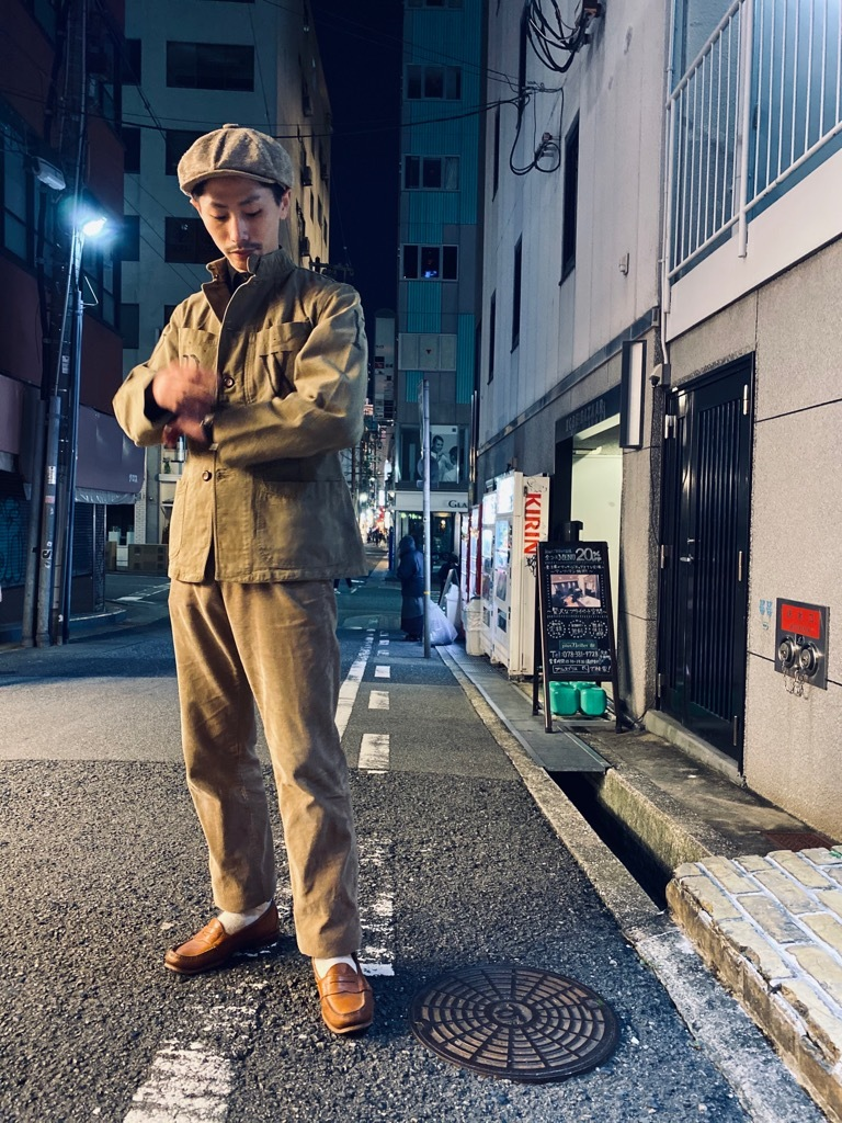 マグネッツ神戸店 10/28(水)Vintage入荷! #1 US.Army Item!!!_c0078587_21545416.jpg