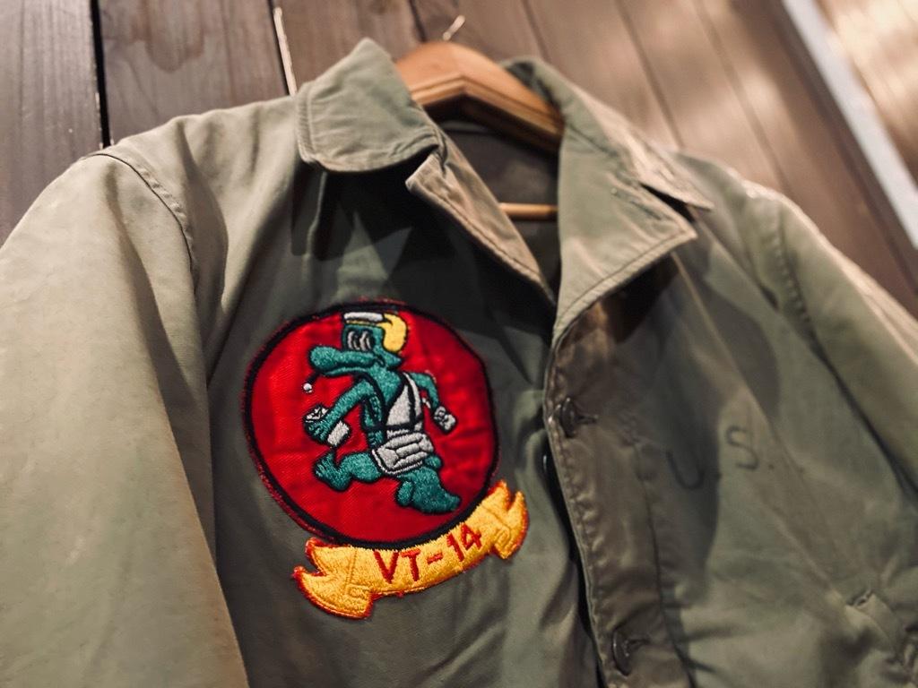 マグネッツ神戸店 10/28(水)Vintage入荷! #3 US.Navy Item!!!_c0078587_22471655.jpg