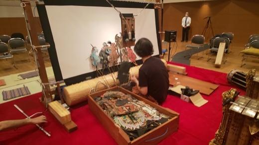 完売御礼!浜松市楽器博物館でのWayang Kulit公演_e0017689_20240778.jpg