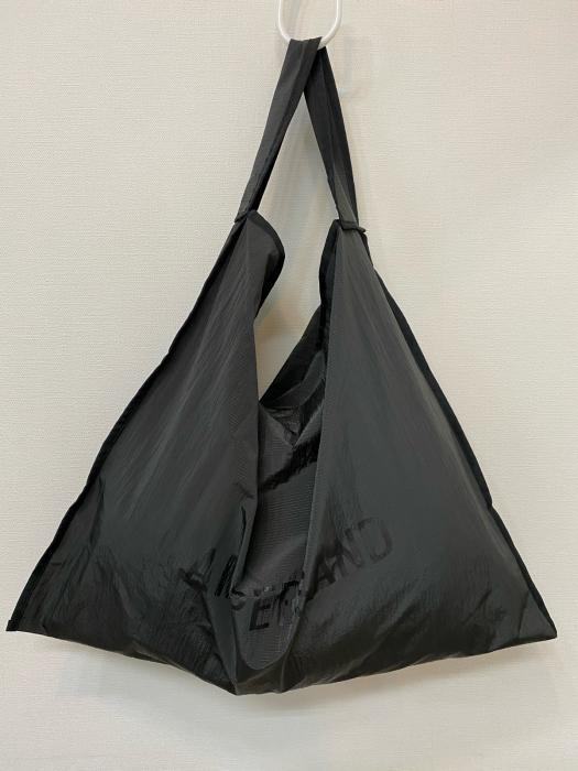 アンパサンド Ampersand parachute print tote bag_e0076692_16573296.jpg