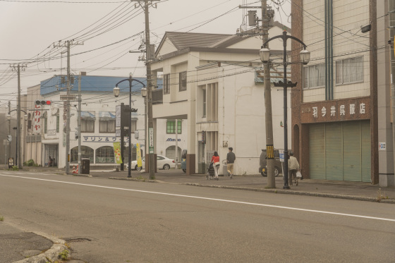 北海道広尾郡「広尾町商店街」_a0096313_11224757.jpg
