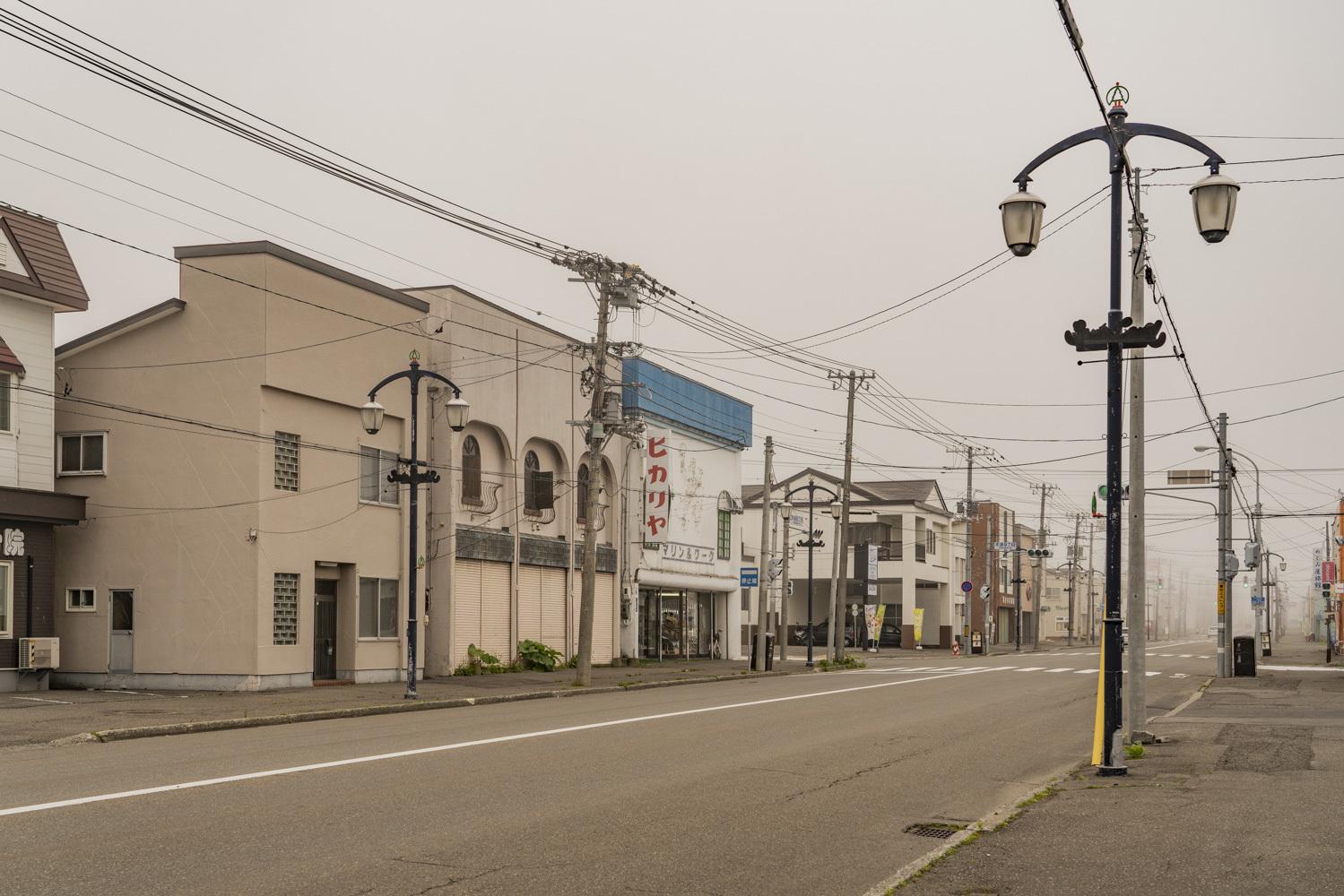 北海道広尾郡「広尾町商店街」_a0096313_11224787.jpg