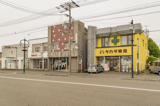 北海道広尾郡「広尾町商店街」_a0096313_11230425.jpg