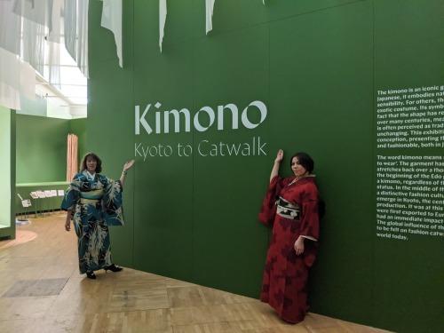 V&A kimono: kyoto to Catwalk の幕が下りました_e0151619_03095337.jpg
