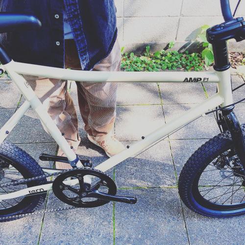 2021 tern ターン 「AMP F1」 アンプ ミニベロ 650c おしゃれ自転車 自転車女子 自転車ガール BMX クラッチ rip_b0212032_18150315.jpeg