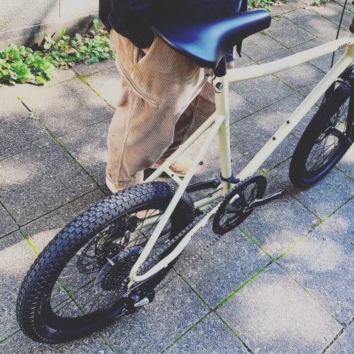 2021 tern ターン 「AMP F1」 アンプ ミニベロ 650c おしゃれ自転車 自転車女子 自転車ガール BMX クラッチ rip_b0212032_18161044.jpeg