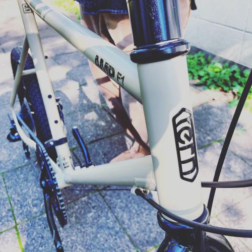 2021 tern ターン 「AMP F1」 アンプ ミニベロ 650c おしゃれ自転車 自転車女子 自転車ガール BMX クラッチ rip_b0212032_18172859.jpeg