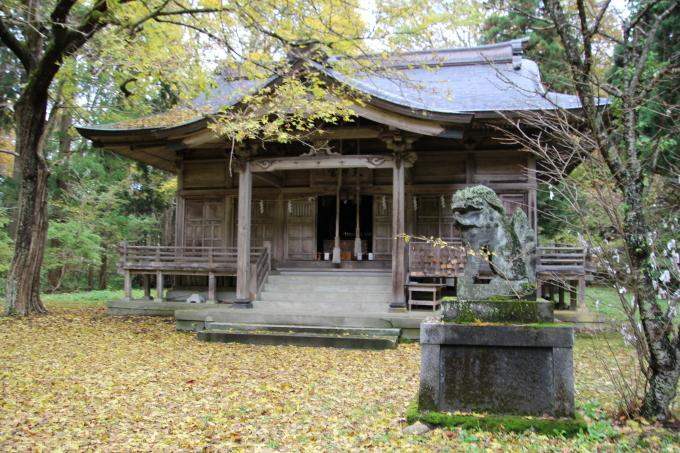 里山の秋と神社めぐり_b0238249_20163269.jpg
