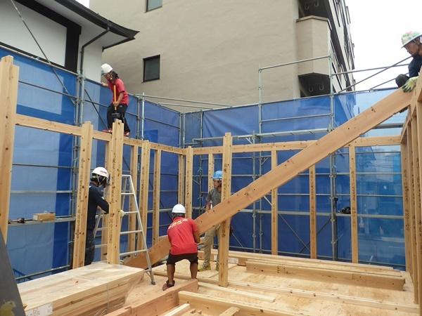 『清澄の家』構造見学会_c0019551_17212716.jpg