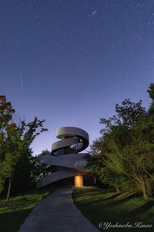 オリオン座流星群2020_b0222467_23104779.jpg