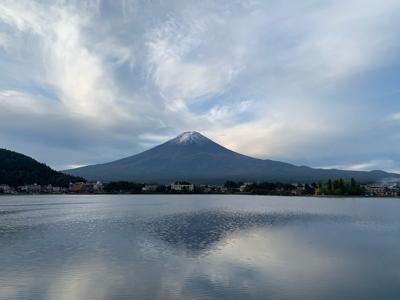 朝から最高の富士山!!_f0125182_18345339.jpg