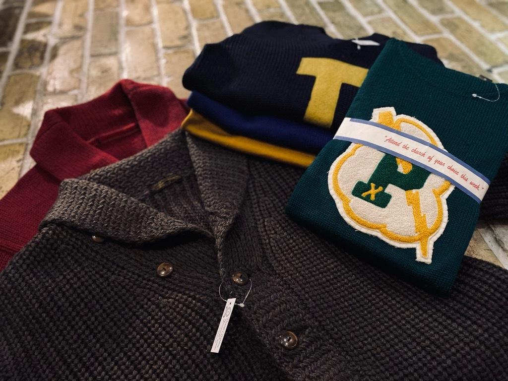マグネッツ神戸店 10/28(水)Vintage入荷! #4 Athletic Knit Item!!!_c0078587_13281692.jpg