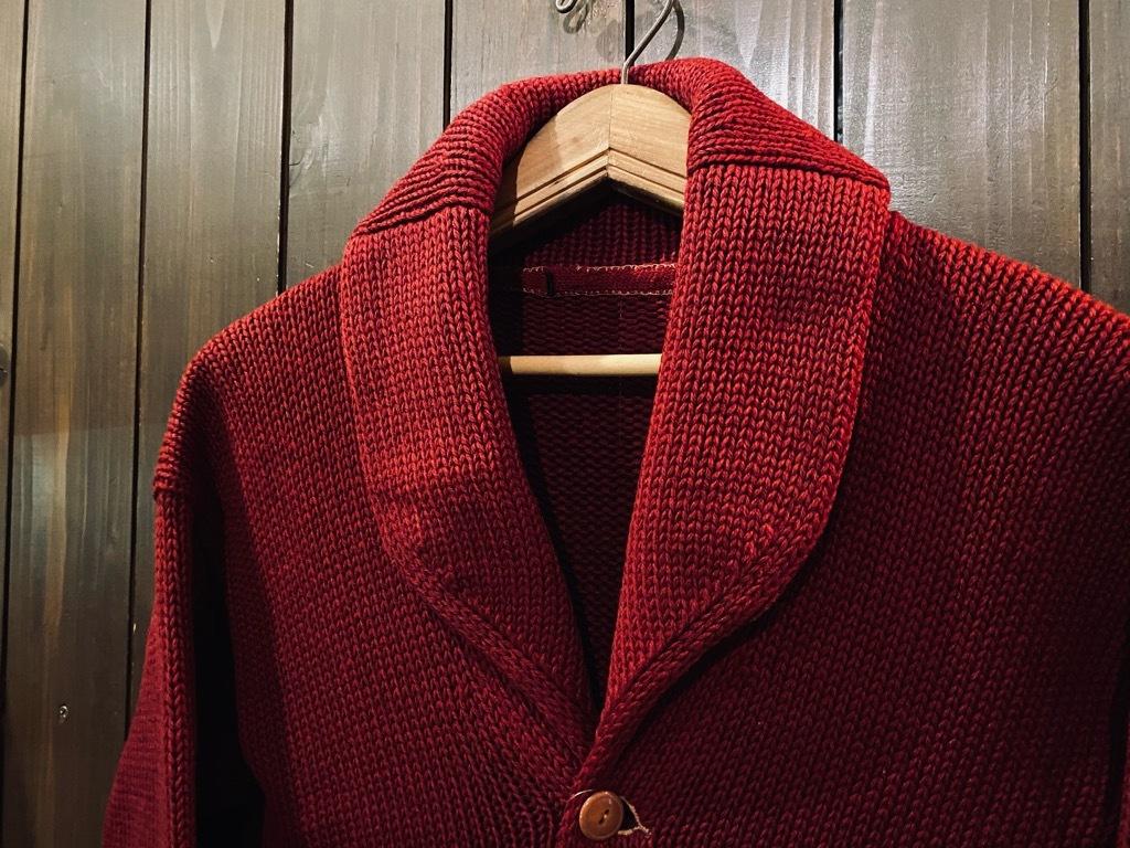 マグネッツ神戸店 10/28(水)Vintage入荷! #4 Athletic Knit Item!!!_c0078587_16502725.jpg