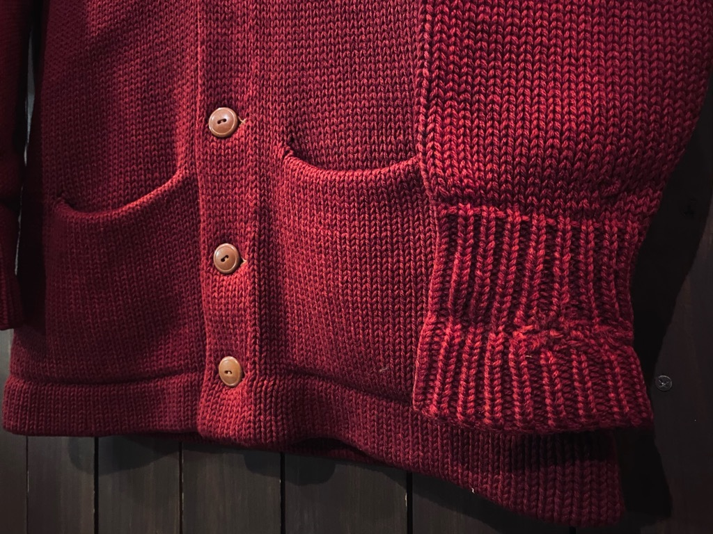 マグネッツ神戸店 10/28(水)Vintage入荷! #4 Athletic Knit Item!!!_c0078587_16505421.jpg