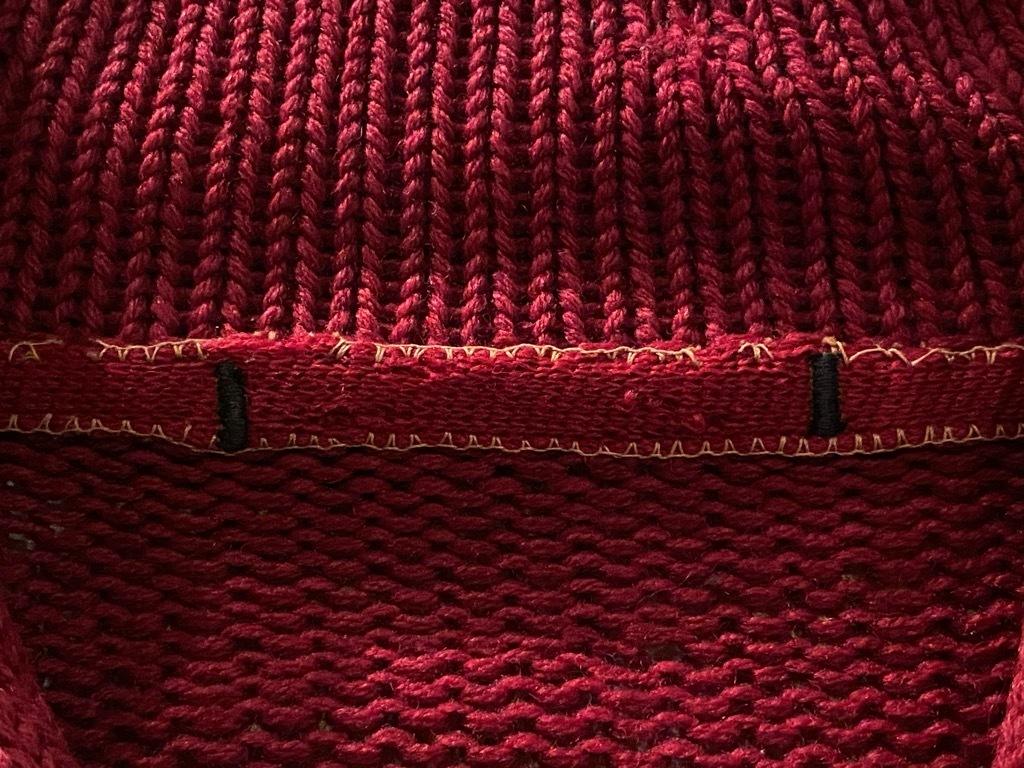 マグネッツ神戸店 10/28(水)Vintage入荷! #4 Athletic Knit Item!!!_c0078587_16505513.jpg