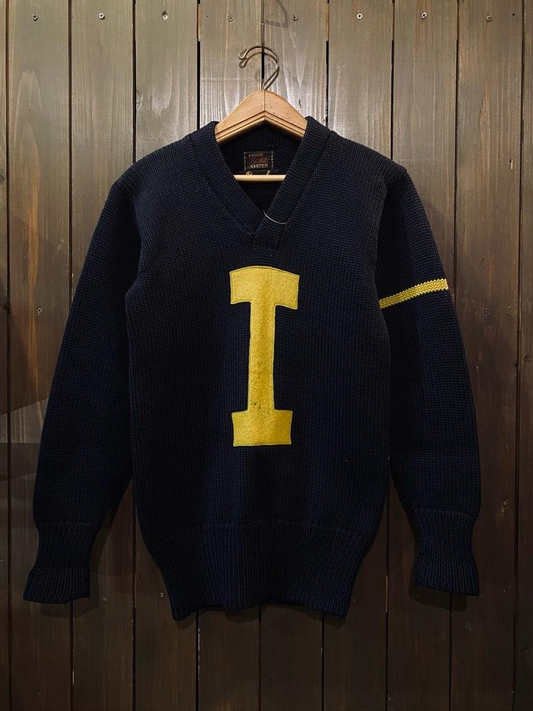 マグネッツ神戸店 10/28(水)Vintage入荷! #4 Athletic Knit Item!!!_c0078587_16514488.jpg