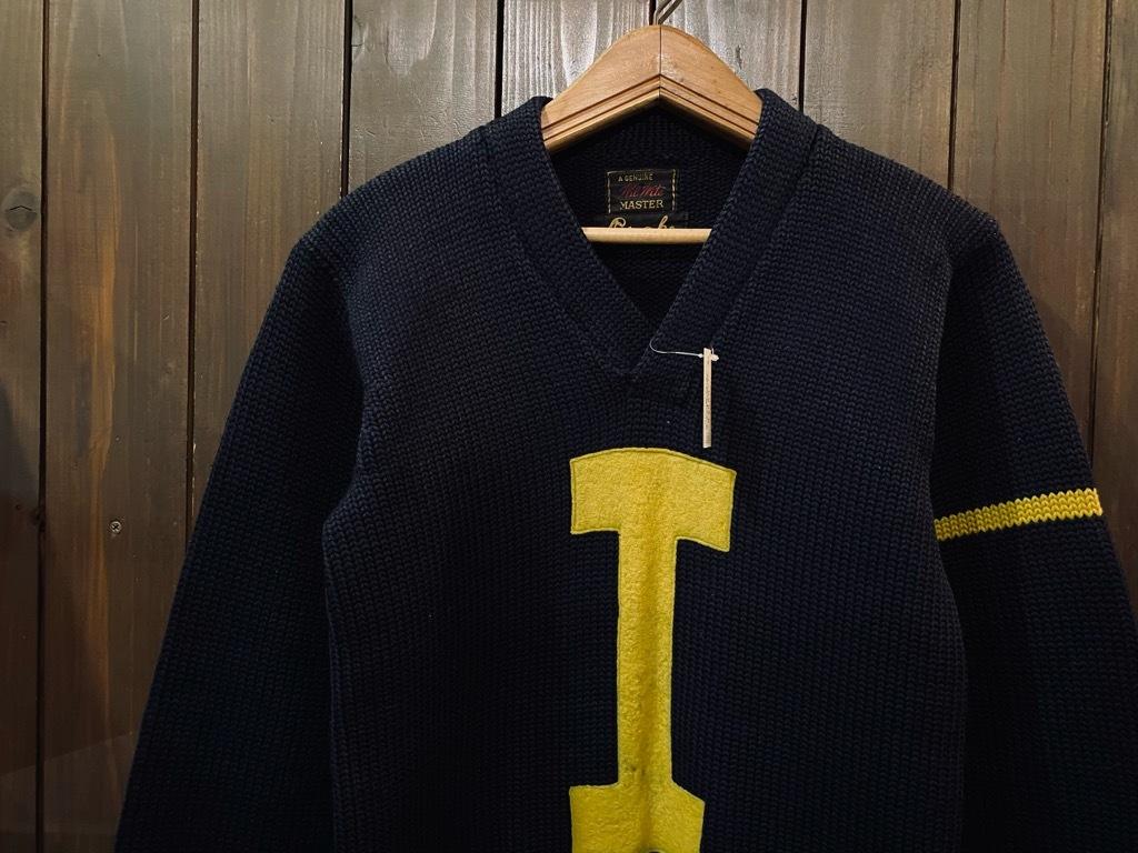 マグネッツ神戸店 10/28(水)Vintage入荷! #4 Athletic Knit Item!!!_c0078587_16523877.jpg